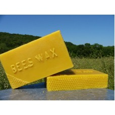 1 lb. Beeswax Block (Qty. 1, 11 or 16)