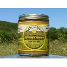 "*Exclusive Varietal* 8 oz . Spun ""Buttonbush"" Honey"
