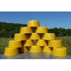 1 oz. Beeswax Cake (Qty. 6 or 12)